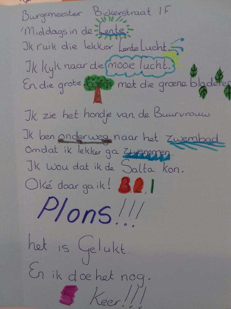 Workshop Zelf Gedichten Schrijven Dichten In De Oba